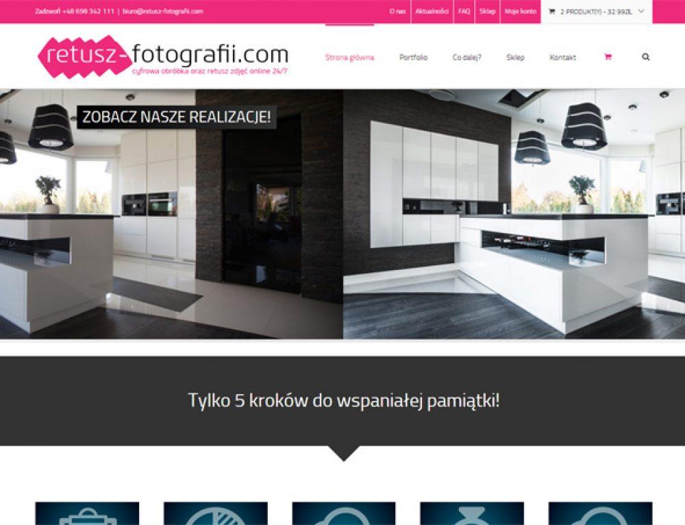 Obróbka zdjęć   retusz fotografii – sklep online 24/7