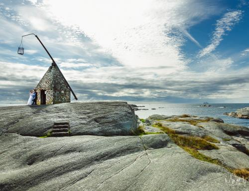 Verdens Ende / Koniec świata w Norwegii / Ela+Piotr